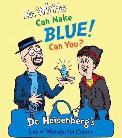 Dr. Heisenbeg's Lab of Wonderful Colors